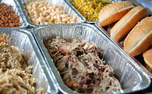 Nameless Smoky BBQ Catering