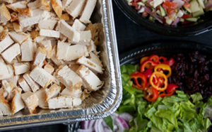Nameless Homestyle Salad Bar Catering